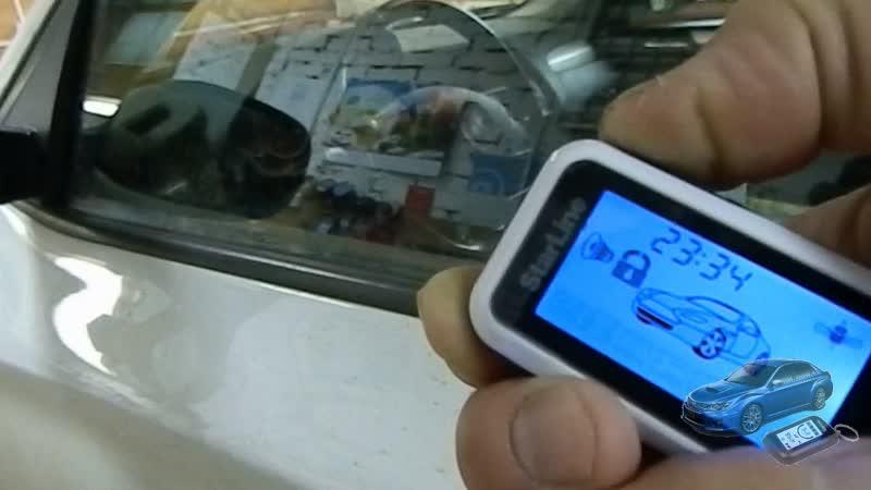 BMW X3 F25 StarLine E93 2CAN-LIN GSM GPS
