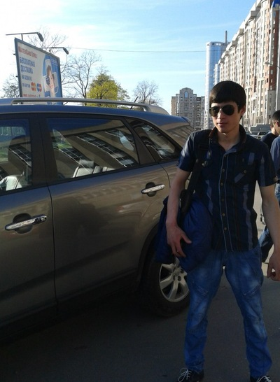 Юсуф Махкамов, 1 июля 1991, Магнитогорск, id155007832
