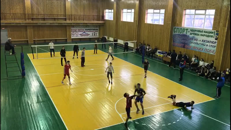 Серебряный мяч в Кизилюрте