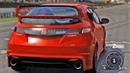 Forza Motorsport 3 XBox 360, 2009 FWD Mugen Honda Civic Type-R FK2 - Test Drive Gameplay 1080p60FPS.