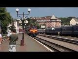 М62-1361 с поездом Москва - София прибывает на ст. Черновцы