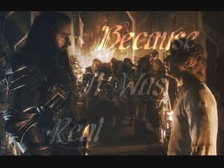 The Hobbit - Because It Was Real