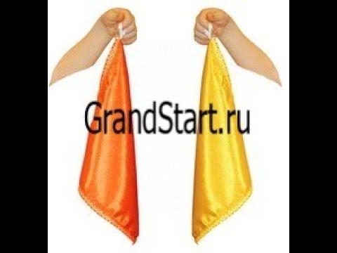 👍 Платок 💫 Хороводный с петелькой — Магазин GrandStart.ru ❤️