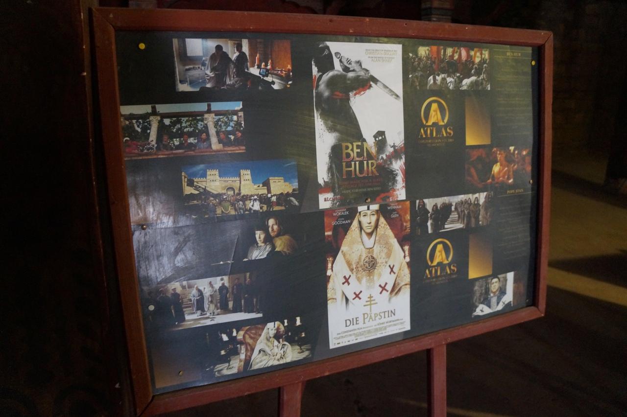 Студия Атлас в Марокко - главная кинокузница Голливуда студии, можно, отель, фильмов, крепости, Тибета, выглядит, Египет, Далее, здесь, перемещаемся, студию, которые, Персии, только, которого, экскурсию, Египта, город, именно