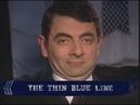 Mr. Bean Тонкая голубая линия [2из4](1995)