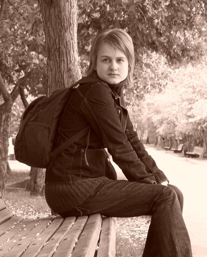 Anya Firsova, Novokuznetsk - photo №3