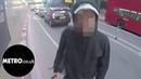 Cyclist blasts air horn at London pedestrians | Metro.co.uk