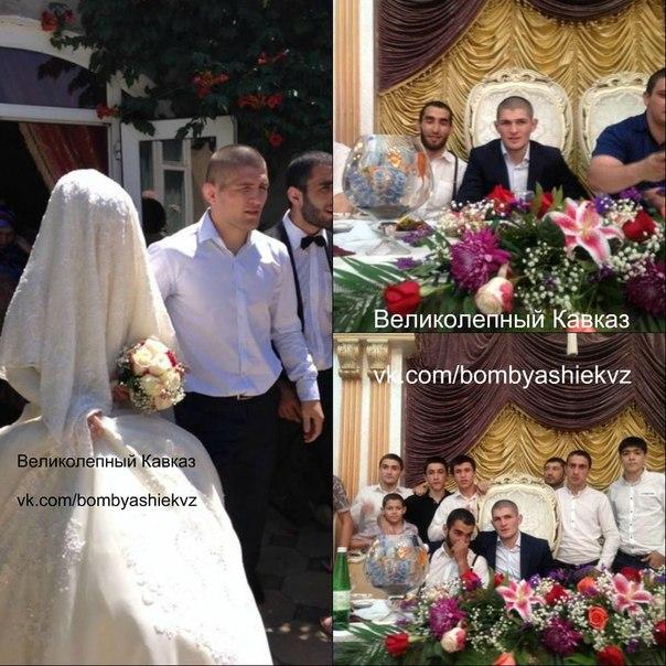Жена Хабиба Нурмагомедова охраняется круглосуточно