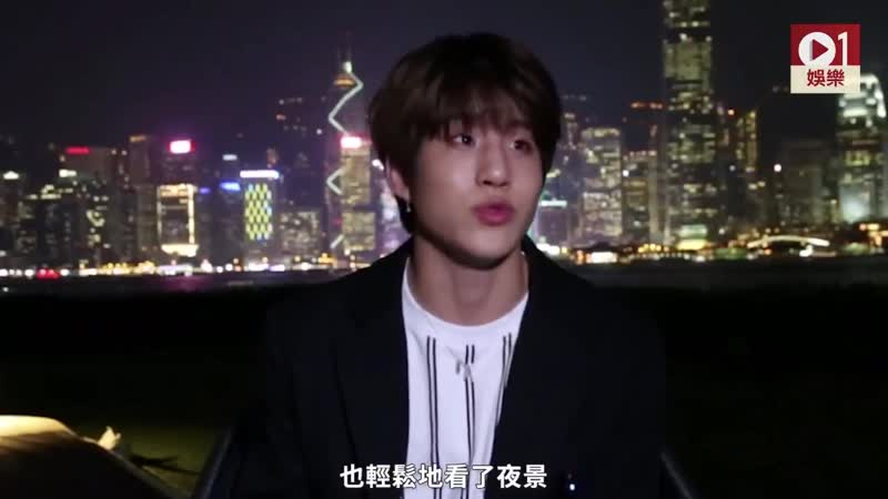 [14.11.2018] HK01 Interview with JinJin (ASTRO)