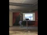 Зажигательные танцы Никиты Павленко. Видео от Василины Юсковец (сериал Вне игры)