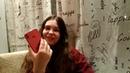 Аня Шлыкова получила телефон в подарок от компании Мафия СПБ