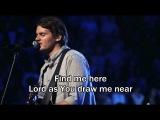 Христианская песня. Десятки тысяч христиан прославляют Иисуса Христа. Hillsong Live — I Surrender (я подчиняюсь).