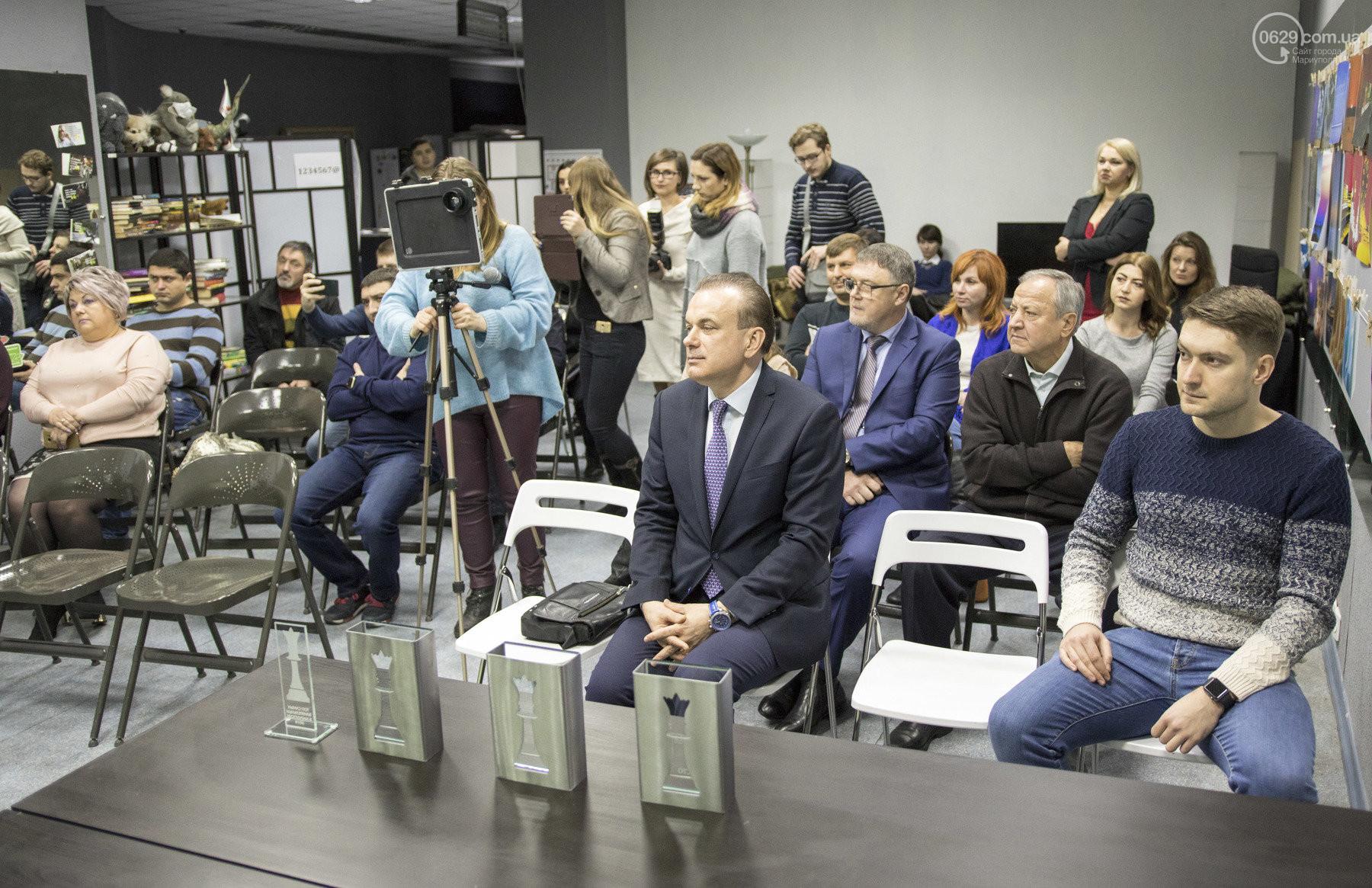 В Мариуполе опубликовали ТОП самых влиятельных влиятельных людей этого года (видео)