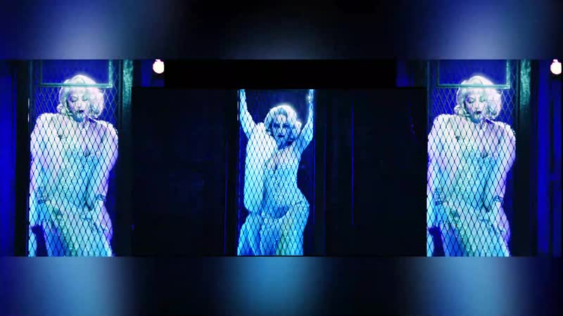 Madonna - Iconic (feat. Chance The Rapper Mike Tyson) [Rebel Heart Tour Backdrop]