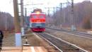 Trainsptting Kirov-Tsapeli: ВЛ80-С (965, 1040) ЧС4т (516).