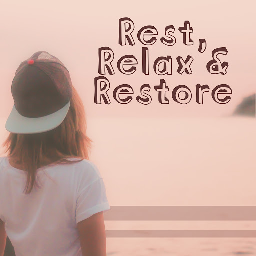 Instrumental альбом Rest, Relax & Restore – New Age, Relaxing Music, Calming Sounds of Nature, Rest, Manage Stress