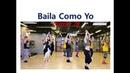 I LOVE ZUMBA I 줌바 ㅣ Baila Como Yo - District 78