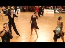 Musinka - Imamovic, BIH | 2014 GS LAT Stuttgart R2 C | DanceSport Total
