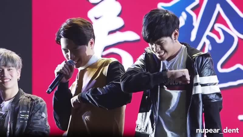 Cute moment Sotus S fan meeting in Wuhan