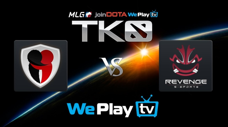 MLG T.K.O. US Stage 2 (14.03.2014) Revenge eSports vs Team eHug Game 1