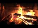 1 час идеального Рождественного Камина в Full HD 1080p качестве с совершенным треском
