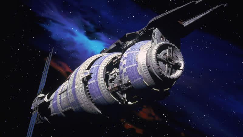 Смотровая: Вавилон-5 с 16-18 серии по заказу Николая Козловского