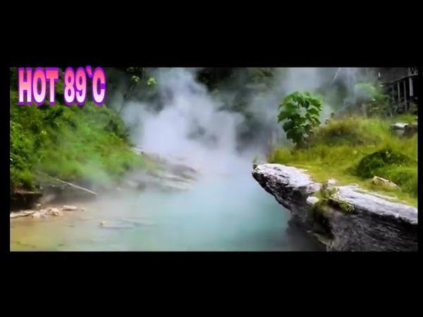 SUNGAI DENGAN AIR MENDIDIH 89°C BISA MEMBUNUH APAPUN SHANAY TAMPISHKA PERU