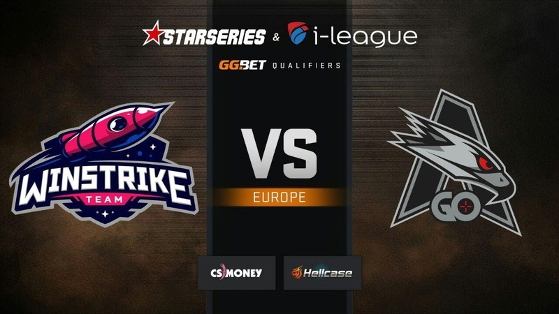 Winstrike vs AGO, map 2 Dust2, StarSeries i-League S7 GG.Bet EU Qualifier