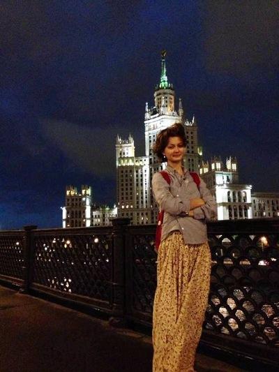 Инна Писарева, 28 июля , Москва, id4313641