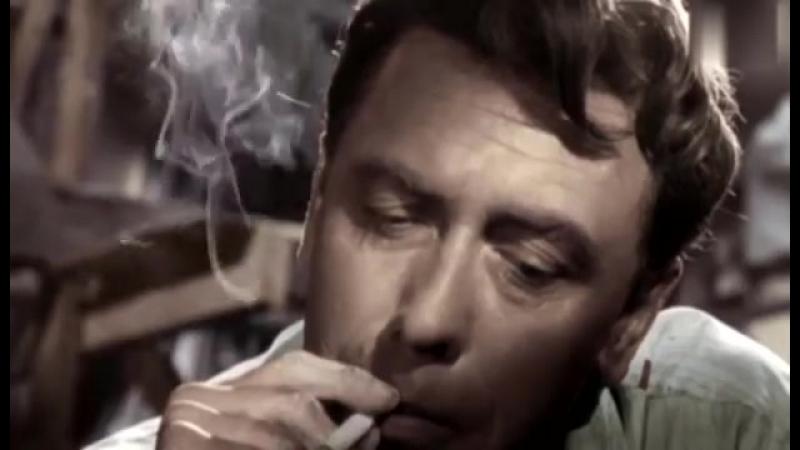 Советские киноактёры исполняют песню Виктора Цоя Пачка сигарет