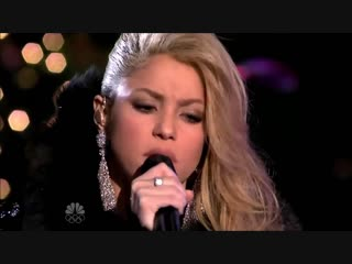 Shakira - Gypsy Santa Baby (Christmas in Rockefeller)