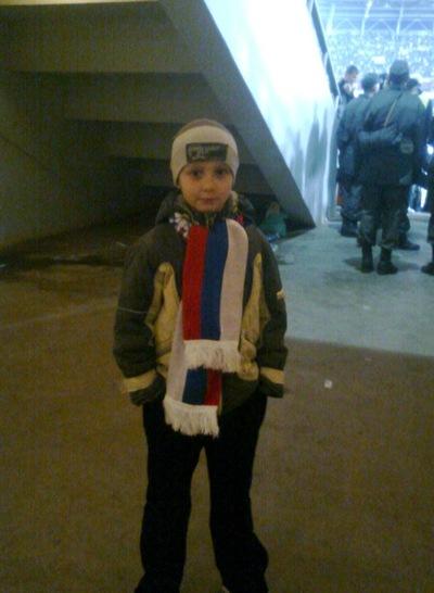 Миша Володин, 8 ноября 1988, Звенигород, id183051074