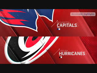 Washington Capitals vs Carolina Hurricanes Dec 14, 2018 HIGHLIGHTS HD