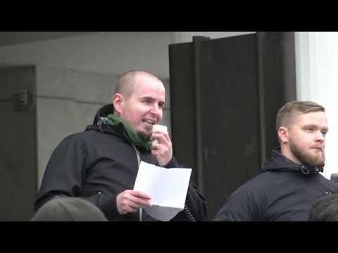 LIVESTREAMEN - Blixtdemonstration i Nyköping 10/11-2018