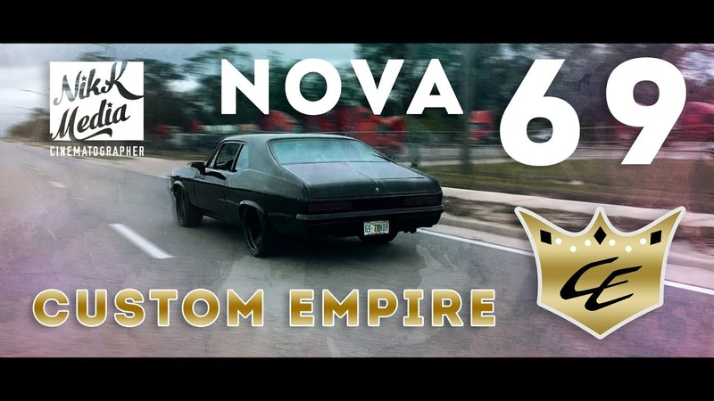 CUSTOM EMPIRE NOVA 1969 || NIKK MEDIA