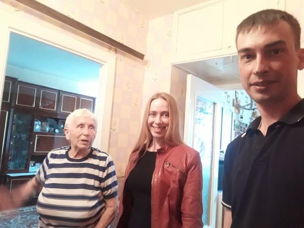 """Вчера, 7 мая, активисты """"молодежки"""" совместно с Советом ветеранов ПСЦМ..."""