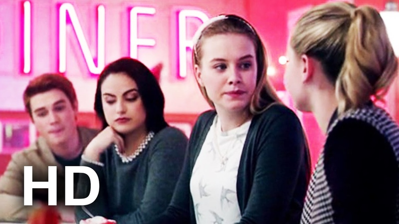Riverdale 1x07 Cheryl warns Polly Polly lives with Veronica and Hermione