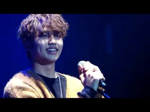 [4K] 181020 GMF / 샘김 (SAM KIM) - Sun And Moon (신곡)
