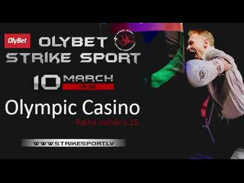 Strike Sport: Olybet Grand Prix 2018 ( 1. posms) 10.03.2018 eurosports.lv