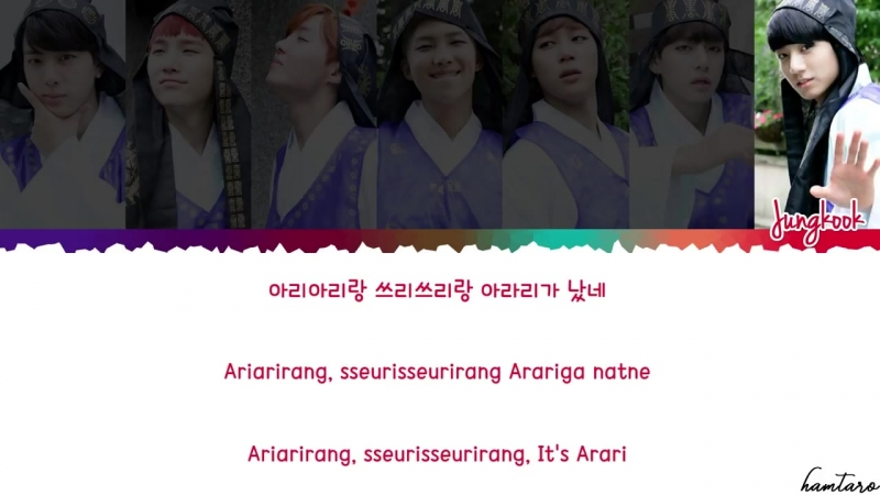 BTS (방탄소년단) - ARIRANG Lyrics [Color Coded_Han_Rom_Eng]