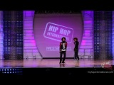 LES TWINS - France 2012 World Hip Hop Dance Championship
