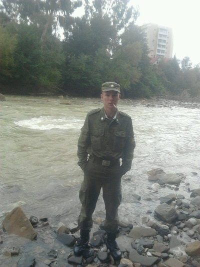 Никита Утин, 10 февраля 1995, Москва, id48496207
