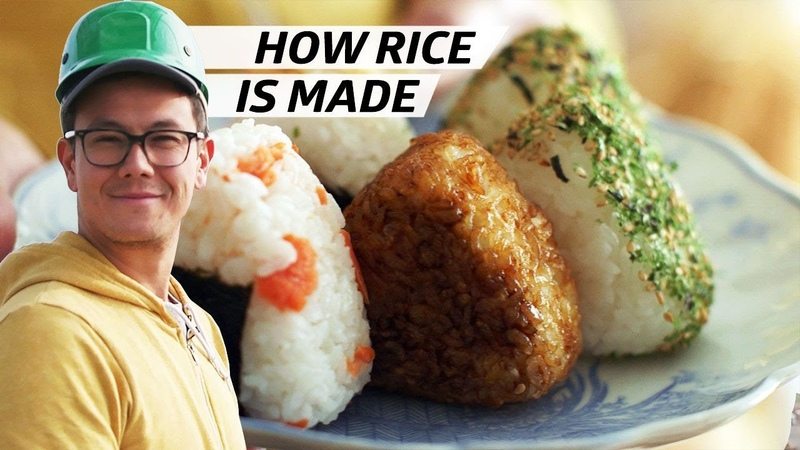 How Rice Is Farmed Milled and Packaged at Koda Farms
