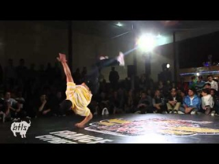 Mounir at Red Bull BC One Cypher FRANCE 2012