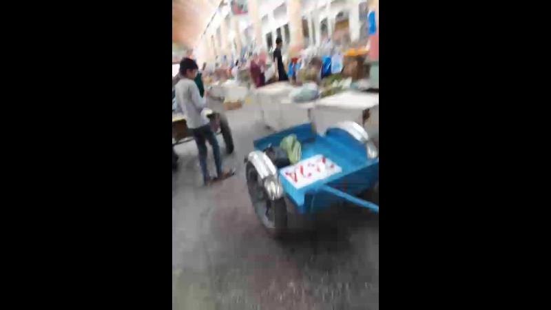 Рынок Панчшанбе