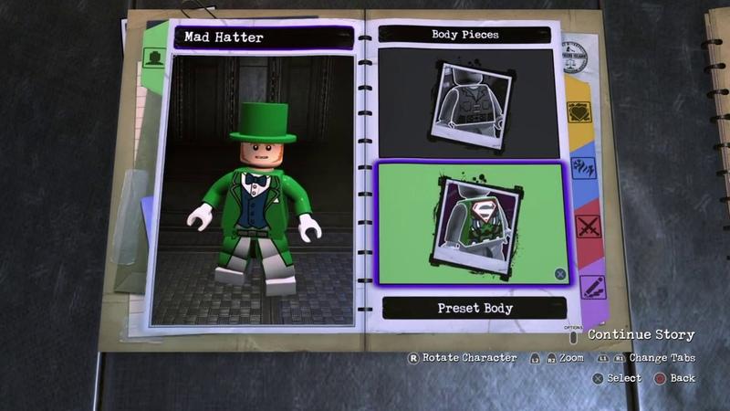 LEGO® DC Super-Villains - Mad Hatter