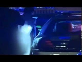 Boston suspect Tamerlan Tsarnaev seen walking to police car naked and handcuffed
