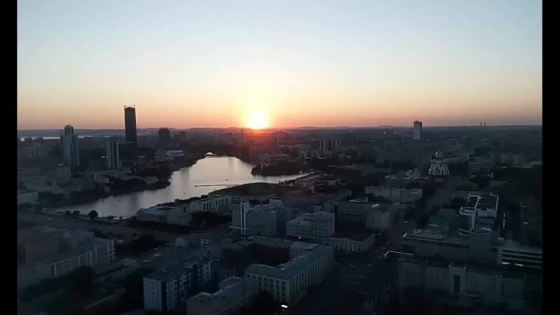 пострасстановочный Екатеринбург вид сверху