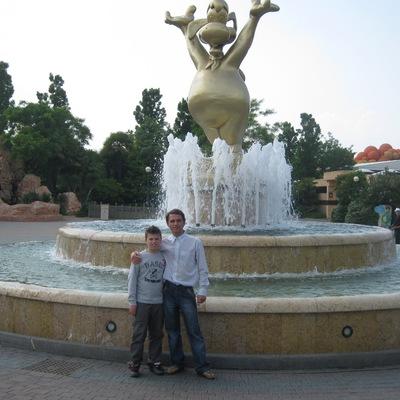 Александр Родин, 11 января , Донецк, id121258488