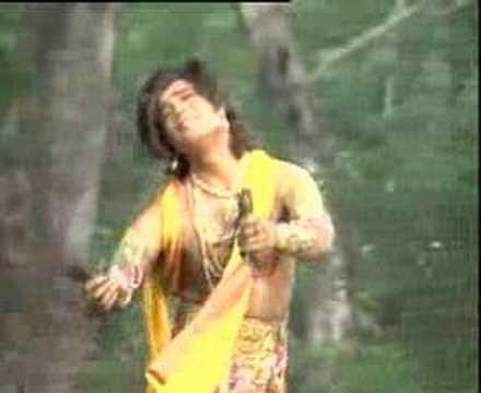 Uddhav get's the taste of Love with Krishna From Gopi's